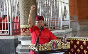 Garap dari Utang, Koster Sebut Pusat Kebudayaan Bali Proyek Monumental