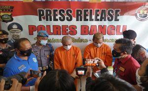 Mau Pesta Sabu, Digerebek Polisi, Dua Pemuda Klungkung Gagal Nge-Fly