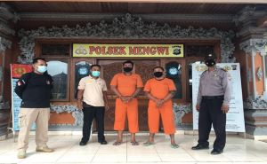 Aniaya Pria Mabuk, 2 Oknum Anggota Ormas Bertato di Bali Dijuk Polisi