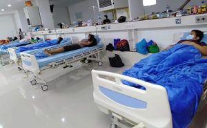 RSUD Klungkung Terima Sejumlah Pasien Covid-19 Rujukan Daerah Lain