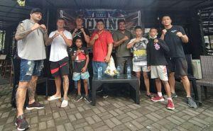 WOW! Event Tinju Dunia di Atas Kolam Renang Akan Digelar di Bali