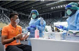 Gabung Timnas U-23, Nadeo Dkk Suntik Vaksin Covid-19 Perdana
