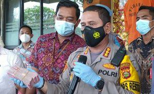 Wow! Selain Ganja 30 Kg Polisi Sita Uang 227 Juta dari Bandar Narkoba