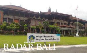 Anggota DPRD Bali Masih Dapat Dum-duman Hibah, Jadi Rp1 M per Orang