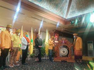 Rakerda Golkar Fokus Kawal UU No. 33 Tahun 2004 dan RUU Provinsi Bali