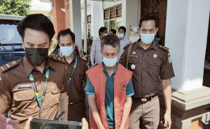 Selewengkan Dana, Mantan Ketua BUMDes Pucaksari Nyoman Jinarka Dibui