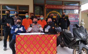 Spesialis Warga Asing, Dua Jambret Bersaudara di Bali Dibekuk Polisi