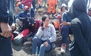 Salah Jalur, Dua Pendaki Gunung Batur Terpeleset ke Jurang