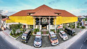 RS Bhayangkara Denpasar Genjot Tempat Tidur Pasien Covid-19