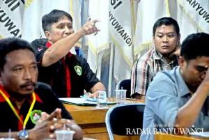 Didukung Tiga Sasana, Susiyanto Ketua Pertina