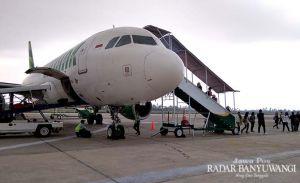 Rute Internasional di Bandara Banyuwangi Sasar Traveler