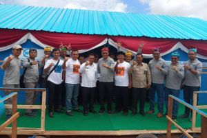 Dirikan Perpustakaan Apung Pertama di Indonesia