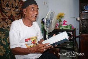 Ini Kebiasaan Nyeleneh Sadin, Dia Mencatat Kematian Warga Sejak 1970