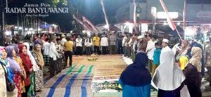 Rayakan Agustusan, P3KLB dan Joko Thole Banyuwangi Gelar Tasyakuran