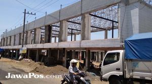 Lantai II Pasar Rogojampi Disulap Jadi Pusat Kedai Wedang Kopi