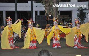 Penari Gandrung Cilik Bimorejo Goyang Banyuwangi Culture Everyday