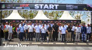 Raja Sapta Akui Banyuwangi International BMX Sebagai Event Terbaik