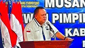 Hadiri Musancab PD, Dokter Agung Kobarkan Semangat