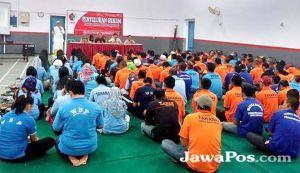 Fakultas Hukum Untag Gelar Penyuluhan Hukum di Lapas Banyuwangi