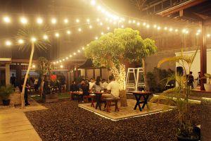 Dapur Kayu Menjadi Cafe Outdoor Area Terbaik di Banyuwangi