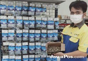Baut Drilling SDS Beragam Ukuran di Putra Jaya Fastech