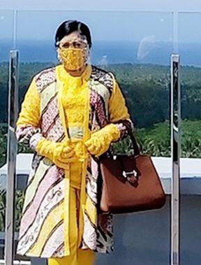 Marifatul Kamila Runner up Lomba Fashion New Normal Lifestyle