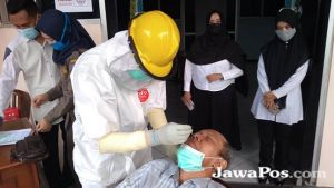 32 Anggota dan Staff DPRD Rapid Antigen, Satu Positif