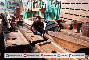 Potensi Bisnis Barang Antik di Banyuwangi Cukup Tinggi