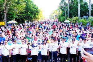 Polres Bojonegoro, Forpimda, dan Masyarakat Deklarasi Tolak Kerusuhan