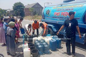 25 Desa Minta Bantuan Air