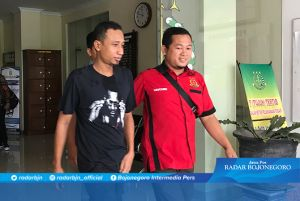 Korupsi APBDes Glagahwangi Hadirkan Tiga Ahli