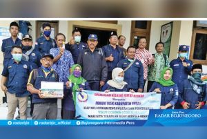 Masyarakat Harus Berpartisipasi Aktif Pencegahan Persebaran Covid-19