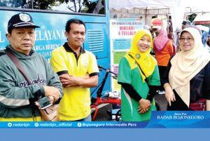 Tingkatkaan Kesertaan KB MKJP Melalui Mobil Pelayanan Keliling Desa