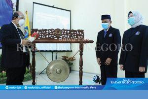 Launching dan Kuliah Perdana Pascasarjana Unirow Tuban