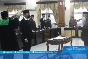 Imam Sutiono, SH., Resmi Jadi Wakil Ketua DPRD Tuban