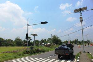 Traffic Light di Ringroad Mojoagung Lama Dibiarkan Mati