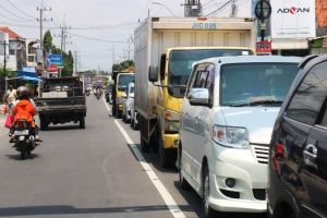 Long Weekend, Arus Lalin Wilayah Ploso dan Kota Padat Merayap