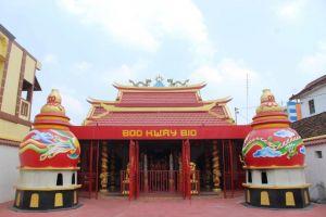 Mengenal Klenteng Boo Hway Bio, Tempat Ibadah Warga Tionghoa Mojoagung
