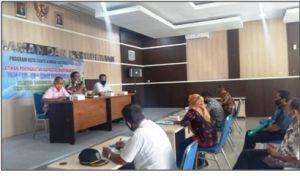 Dinas Perkim Jombang Lakukan Monitoring dan Fasilitasi Pelatihan PKM