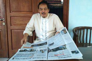 Kesan Para Pembaca Setia Jawa Pos Radar Jombang (41); Ali Fikri