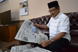 Kesan Para Pembaca Setia Jawa Pos Radar Jombang (44); Mas'ud Zuremi