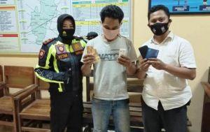 Polsek Perak Bekuk Pengepul Togel Online Asal Kalangsemanding