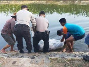 Mayat Perempuan Ditemukan Mengambang di Sungai Desa Pacarpeluk
