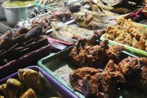 Warung Semox Megaluh, Kuliner Malam Sambil Bersantai Pinggir Brantas
