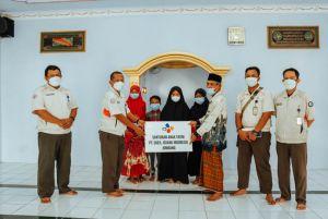 PT Cheil Jedang Indonesia (CJI) Ploso Tak Lupa Santuni Anak Yatim