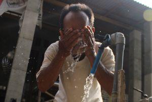 Sepanjang Tahun Warga Dua Dusun di Jombang Rasakan Air Asin
