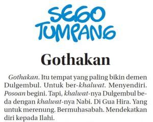 -- Gothakan --