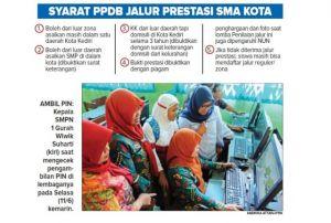 Info PPDB Kediri: Tolak Pendaftar Luar Kota
