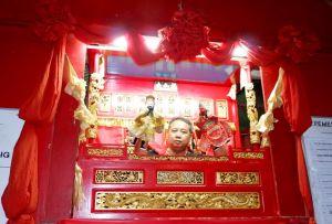 Tok Hok Lay, Generasi Ketiga yang Eksis Lestarikan Wayang Potehi