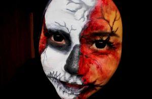 Tri Sekti Nuraini, Perias yang Ganti Jalur Jadi Make Up Karakter